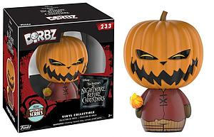 Dorbz Nightmare Before Christmas Jack Pumpkin King #233 (Specialty Series)