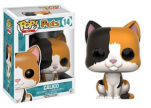 Pop! Pets Vinyl Figure Calico #14