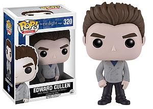 Pop! Movies The Twilight Saga Vinyl Figure Edward Cullen #320 (Vaulted)