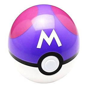 "Pokemon Cosplay Pokeball  Toy Opening Master Ball (2.75"")"