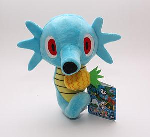 "Pokemon Plush Horsea (7"")"