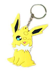 Pokemon Keychain Jolteon (Rubber)
