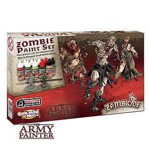 Zombicide: Zombie Paint Set (WP8012)