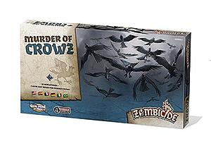 Zombicide: Black Plague Murder of Crowz