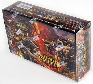 World of Warcraft Trading Card Game Worldbreaker: Booster Box
