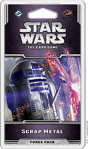 Star Wars: The Card Game - Scrap Metal