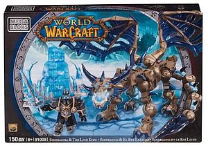 Mega Bloks World of Warcraft: Arthas & Sindragosa