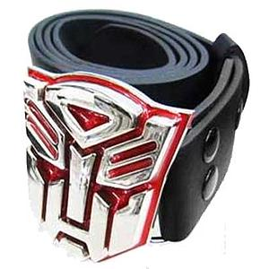 Transformers Belt Autobots Logo