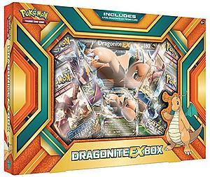 Pokemon Trading Card Game: Dragonite-EX Box
