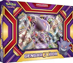 Pokemon Trading Card Game: Gengar-EX Box