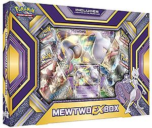 Pokemon Trading Card Game: Mewtwo-EX Box
