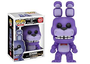 Pop! Games Five Nights at Freddy's Vinyl Figure Bonnie #107 (Vaulted)