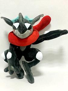 "Pokemon Plush Go Greninja (12"")"