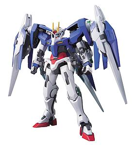 Gundam High Grade Gundam 00 1/100 Scale Model Kit: #13 GN-0000+GNR-010 00Raiser