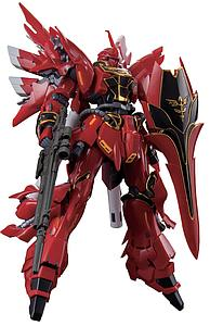 Gundam Real Grade 1/144 Scale Model Kit: #22 MSN-06S Sinanju