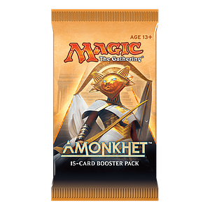 Magic the Gathering: Amonkhet Booster Pack (15 Cards)