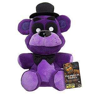 Five Nights at Freddy's Series 1 Plush: Shadow Freddy Hot Topic Exclusive