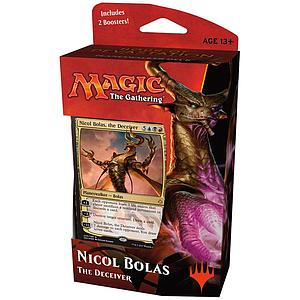Magic the Gathering: Hour of Devastation Planeswalker Deck - Nicol Bolas The Deceiver