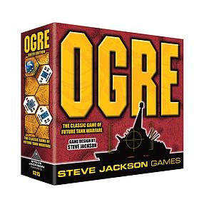 Ogre (Sixth Edition)