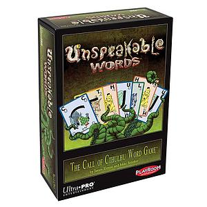 Unspeakable Words: The Call of Cthulhu Word