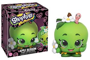 Shopkins Vinyl Figure: Apple Blossom (Vaulted)