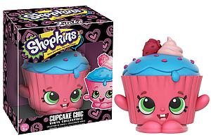 Shopkins Vinyl Figure: Cupcake Chic (Retired)