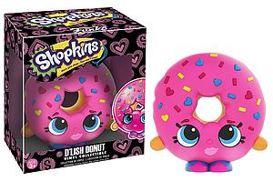 Shopkins Vinyl Figure: D'Lish Doughnut (Retired)