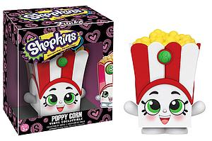 Shopkins Vinyl Figure: Poppy Corn (Vaulted)