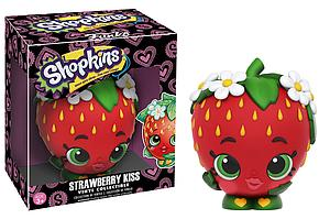 Shopkins Vinyl Figure: Strawberry Kiss (Vaulted)