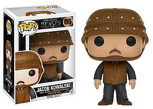Pop! Movies Fantastic Beasts & Where to Find Them Vinyl Figure Jacob Kowalski #05 (Retired)