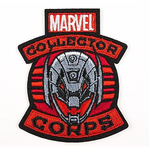 Pop! Patches Ultron Patch Marvel Collector Corps Exclusive
