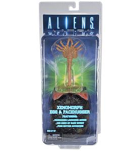Alien Replica: Egg w/ Launching Facehugger