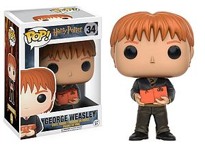 Pop! Harry Potter Vinyl Figure George Weasley #34