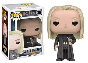 Pop! Harry Potter Vinyl Figure Lucius Malfoy #36