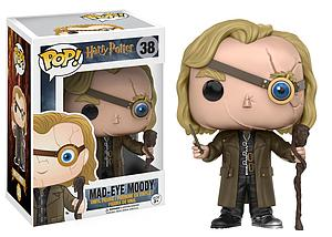 Pop! Harry Potter Vinyl Figure Mad-Eye Moody #38