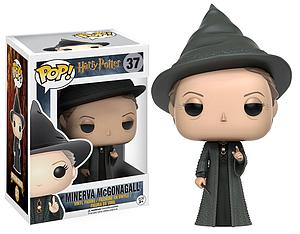 Pop! Harry Potter Vinyl Figure Professor Minerva McGonagall #37