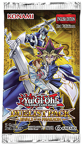 Yugioh Trading Card Game Duelist Pack: Rivals of the Pharaoh Booster Pack