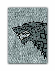 Game of Thrones - House Stark Standard Card Sleeves (63.5mm x 88mm)