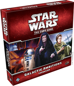 Star Wars: The Card Game - Galactic Ambitions