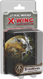 Star Wars: X-Wing Miniatures Game - StarViper Expansion Pack