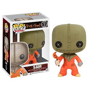Pop! Movies Horror Trick or Treat Vinyl Figure Sam #57 (Retired)