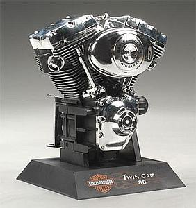 Harley Davidson Twin Cam 88 Display