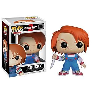 Pop! Movies Horror Child's Play 2 Vinyl Figure Chucky #56