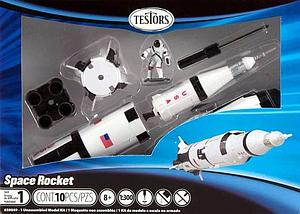 Saturn V Space Rocket (TES650049)