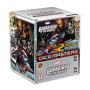 Marvel Dice Masters Guardians of the Galaxy: Display