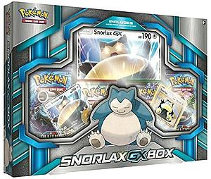 Pokemon Trading Card Game: Snorlax-GX Box