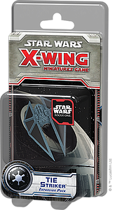 Star Wars: X-Wing Miniatures Game - TIE Striker Expansion Pack