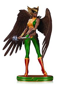 DC Cover Girls Statue: Hawkgirl