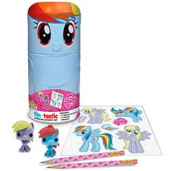 My Little Pony Back to School Tins Rainbow Dash