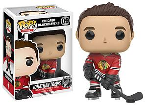 Pop! Hockey NHL Vinyl Figure Jonathan Toews #09 (Chicago Blackhawks)